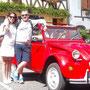 Merci à Jean-François et Sophie pour ces moments inoubliables :-)