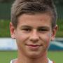 Steven Rakk agierte entschlossen im defensiven Mittelfeld