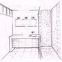 Aménagement intérieur : projet salle de bains 75020