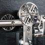 фурнитура MWE откатные двери и перегородки, MWE sliding door model Chronos, MWE Edelstahl, Schiebetürsystem Chronos