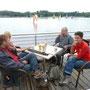 Wandern zum Unterbacher See