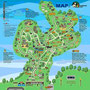 Plan Insel Sentosa