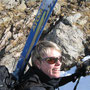 Angelika unsere Sektionsleiterin