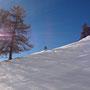 Richtung Bergwiesen ab