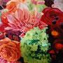 Blumenpracht Gisa Gudden 120 x 100 cm