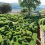 Les jardins suspendus de marqueyssac à  5 km du Coustaty