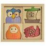立体パズル(小)福セット15×17㎝ 本体価格¥4000