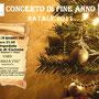 Concerto di fine anno in Ospedale a Pieve di Coriano (Mn) il 29 dicembre 2011