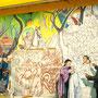 La Fresque en Hommage à Diego Rivera