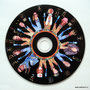 Печать на диске DVD струйная + лак