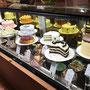 美味しそうなケーキがたくさん〜