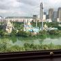 こちらはホテルから見えるロットワールド