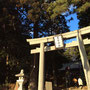 こちらは広田町の黒崎神社
