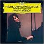 ショパン『24の前奏曲 Op.28』遺作 前奏曲25番 26番 マルタ・アルゲリッチ(pf)