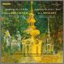 ブルックナー『交響曲 第5番』/モーツァルト『交響曲第36番 リンツ』  オイゲン・ヨッフム指揮/ロイヤル・コンセルトヘボウ管弦楽団