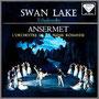 チャイコフスキー『白鳥の湖』全曲 2枚組 エルネスト・アンセルメ指揮/スイス・ロマンド管弦楽団