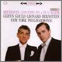 ベートーベン『ピアノ協奏曲 第4番 ト長調』 グレン・グールド(pf) レナード・バーンスタイン指揮/ニューヨーク・フィルハーモニー