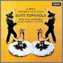 アルベニス『スペイン組曲』 ラファエル・フリューベック・デ・ブルゴス指揮 ニュー・フィルハーモニア管弦楽団