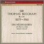 R.シュトラウス 交響詩『英雄の生涯』 サー・トーマス・ビーチャム指揮/ロイヤル・フィルハーモニックオーケストラ