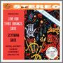 プロコフィエフ『スキタイ組曲 アラとローリー』/『組曲『3つのオレンジへの恋』 アンタル・ドラティ指揮/ロンドン交響楽団