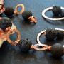 Lava - mit Kupfer und Alu kombiniert