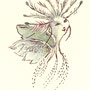 """spirit of the number """"11"""". It symbolizes """"Fuzz"""" of the flower or plant."""