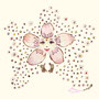 """spirit of the number """"33"""". It symbolizes """"Cherry Blossom"""". ●Also Check here! https://www.facebook.com/cosmicnumber"""