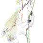 "the sprite of ""Baby's breath"" for the event ""Sakuraco Exhibition 2012"""