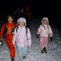3 piccole impavide escursioniste