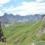 Panorama verso il rif. S. Nicolo'