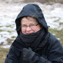...gut geschützt vor dem kalten Ostwind :-)