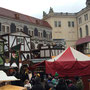 Auf dem Mittelalter-Markt