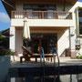 Zurück in Thailand: Auf Phuket haben wir eine tolle Villa gemietet...