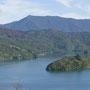 Der Queen Charlotte Sound: berühmt für lange Wanderungen
