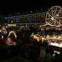 Der Striezelmarkt by night
