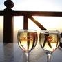 """Besuch bei """"Santo Wines"""" mit Schlumi vor dem Heimflug"""