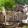 Im Vat Phou Tempel