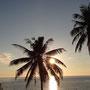 Jeden Abend einen tollen Sonnenuntergang, ...