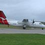 Unser Flieger, mit dem wir in 2h von Sydney nach Lord Howe Island geflogen sind