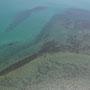 Sicht aus dem Microlight aufs Reef