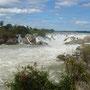 Grosser Wasserfall in Laos