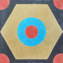 SOUTHERN TILES_CAROCIM Zementfliese, Petit Pan_Mikko PAN161, 20x20 cm