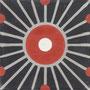 SOUTHERN TILES_CAROCIM Zementfliese, Petit Pan_Météore PAN152, 20x20 cm