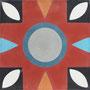 SOUTHERN TILES_CAROCIM Zementfliese, Petit Pan_Dryade PAN110, 20x20 cm
