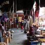 Handarbeitsmarkt in Dalcahue, Insel Chiloé