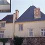Fenêtres en trompe l'oeil sur la façade du Château Haut-Brion
