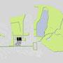 Gli assi vegetazionali di connessione - Sistema del verde