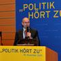 Politik hört zu - NÖ Landtag