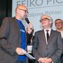 Konzernlehrlingstag - voestalpine - Vorstandsvorsitzender Wolfgang Eder