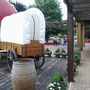 Chariot Western - Décor Chuck Wagon